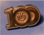 Pin BvB All 100 Jahre