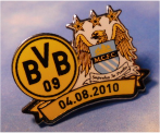 Pin BvB CL Cup 2010 Manchester City 1