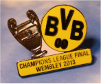 Pin BvB CL Cup Finale 2013_2