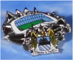 Pin BvB CL Stadion Manchester City